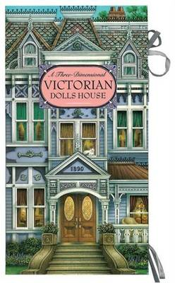 Victorian Dolls House: 3-Dimensional Carousel (BOK)