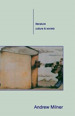 Literature, Culture and Society (BOK)