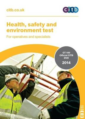 Health, Safety and Environment Test for Operatives and Speci (BOK)