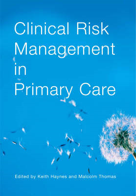 Clinical Risk Management in Primary Care (BOK)