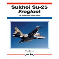 Sukhoi Su-25 Frogfoot, The Soviet Union's Tank-Buster (BOK)