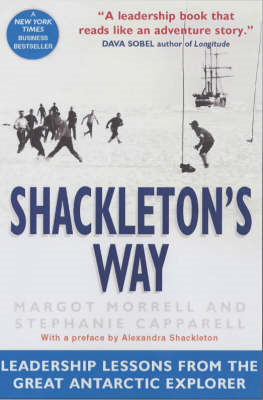 Shackleton's Way (BOK)