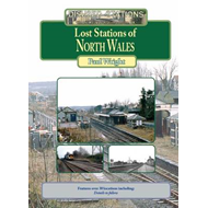 Lost Stations of North Wales (BOK)