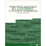 Analysing Language in Context: A Student Workbook (BOK)