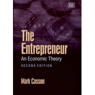 The Entrepreneur: An Economic Theory (BOK)