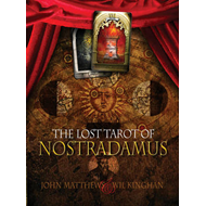 The Lost Tarot of Nostradamus (BOK)