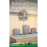 Advocacy in the Magistrates' Courts (BOK)