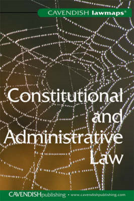Lawmap in Constitutional & Administrative Law (BOK)