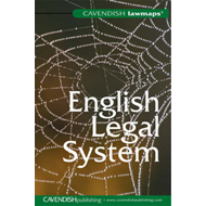 Law Map In English Legal System (BOK)