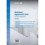 RIBA Standard Agreement 2010 (2012 Revision): Architect (BOK)