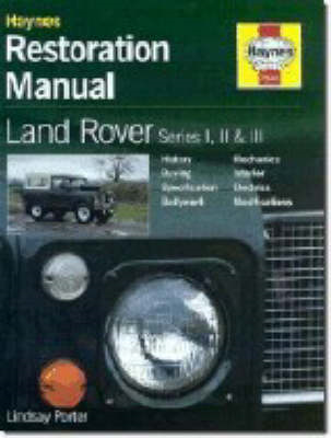 Land Rover Series I, II and III Restoration Manual (BOK)