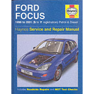 Ford Focus Service and Repair Manual (BOK)