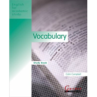 EAS Vocabulary Study Book (BOK)