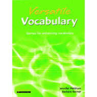 Versatile Vocabulary: Games for Enhancing Vocabulary (BOK)