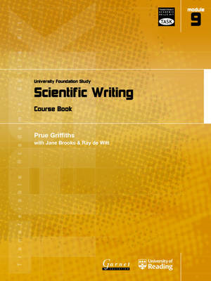 Scientific Writing: University Foundation Study Course Book (BOK)