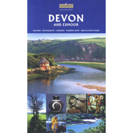 Devon the Guide Book: Beaches. Contemparary Art. Gardens. Restaurants and So Much More (BOK)