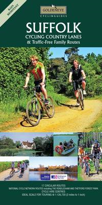 Suffolk Cycling Country Lanes & Traffic-free Family Routes (BOK)