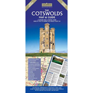 Cotswold Map & Guide (BOK)