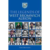 The Legends of West Bromwich Albion (BOK)
