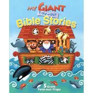 My Giant Fold-out Book of Bible Stories (BOK)