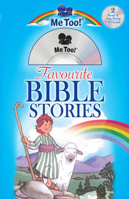 Me Too Favourite Bible Stories (BOK)
