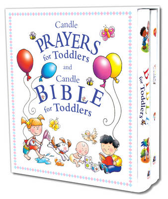 Candle Prayers for Toddlers and Candle Bible for Toddlers (BOK)