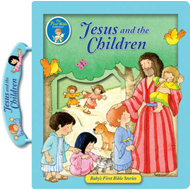 Jesus and the Children (BOK)