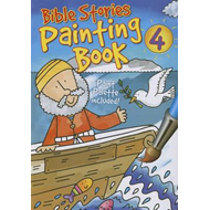 Bible Stories Painting Book 4 (BOK)