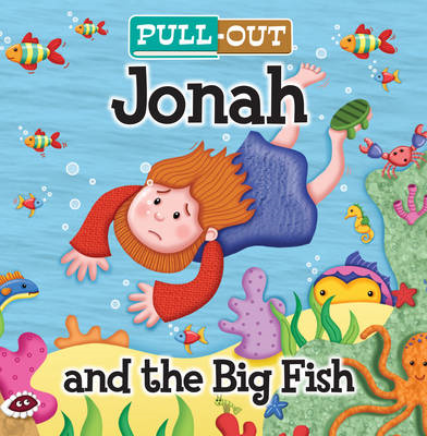 Pull-Out Jonah and the Big Fish (BOK)