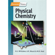 BIOS Instant Notes in Physical Chemistry (BOK)