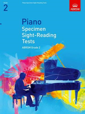 Piano Specimen Sight-Reading Tests, Grade 2 (BOK)