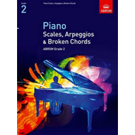 Piano Scales, Arpeggios & Broken Chords, Grade 2 (BOK)