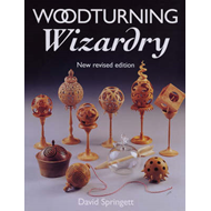 Woodturning Wizardry (BOK)