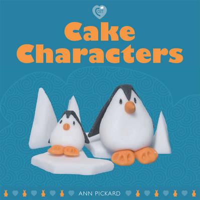 Cake Characters (BOK)