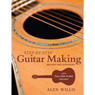 Step-by-step Guitar Making (BOK)