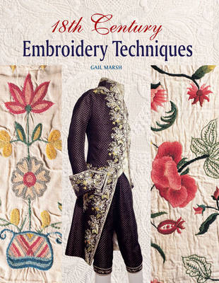 18th Century Embroidery Techniques (BOK)