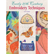Early 20th Century Embroidery Techniques (BOK)
