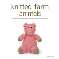 Knitted Farm Animals (BOK)