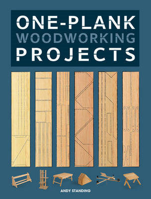 One-plank Woodworking Projects (BOK)
