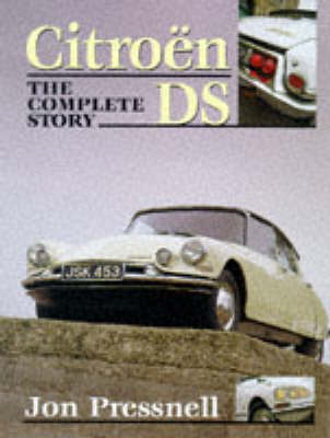 Citroen DS: The Complete Story (BOK)