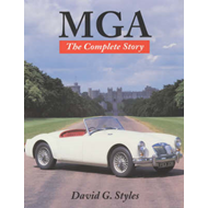 MGA: The Complete Story (BOK)