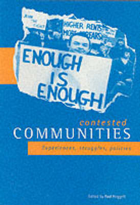 Contested Communities (BOK)