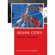 Jigsaw Cities: Big Places, Small Spaces (BOK)