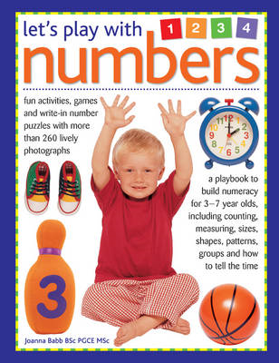 Let's Play With Numbers (BOK)