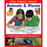 First Science Library: Animals & Plants (BOK)