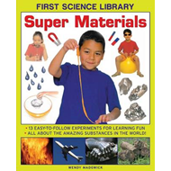 First Science Library: Super Materials (BOK)