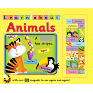 Learn About Animals (BOK)