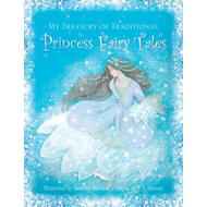 My Treasury of Traditional Princess Fairy Tales (BOK)