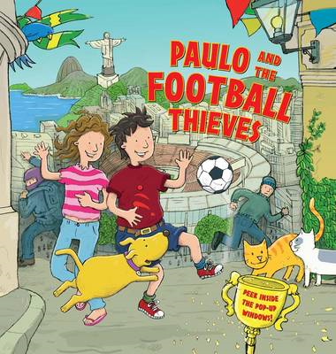 Paulo and the Football Thieves (BOK)