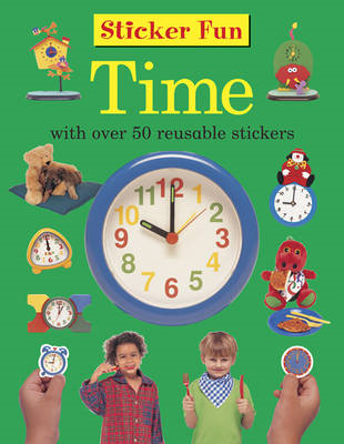 Sticker Fun - Time (BOK)